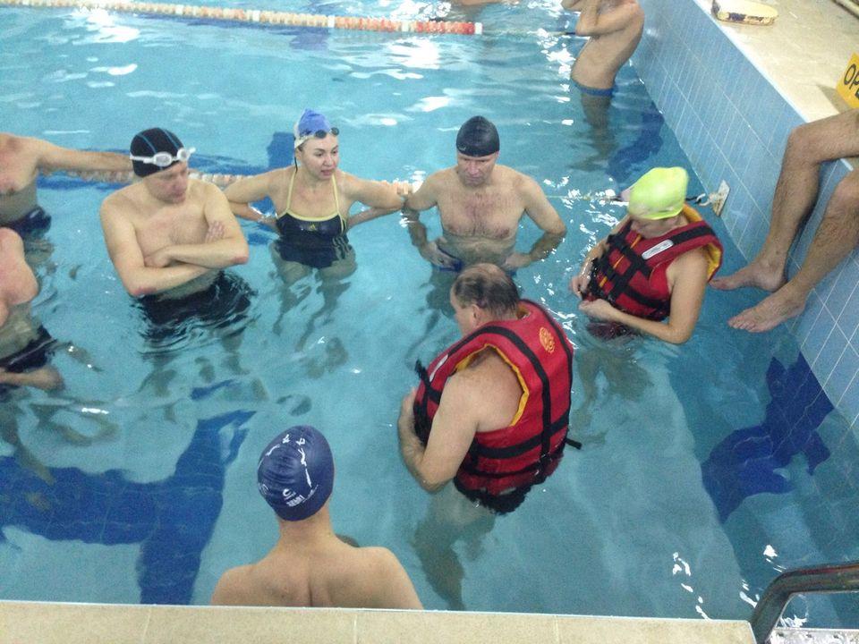 Порятунок на воді: волонтери Гірського рятувального центру пройшли практичні навчання (фото)