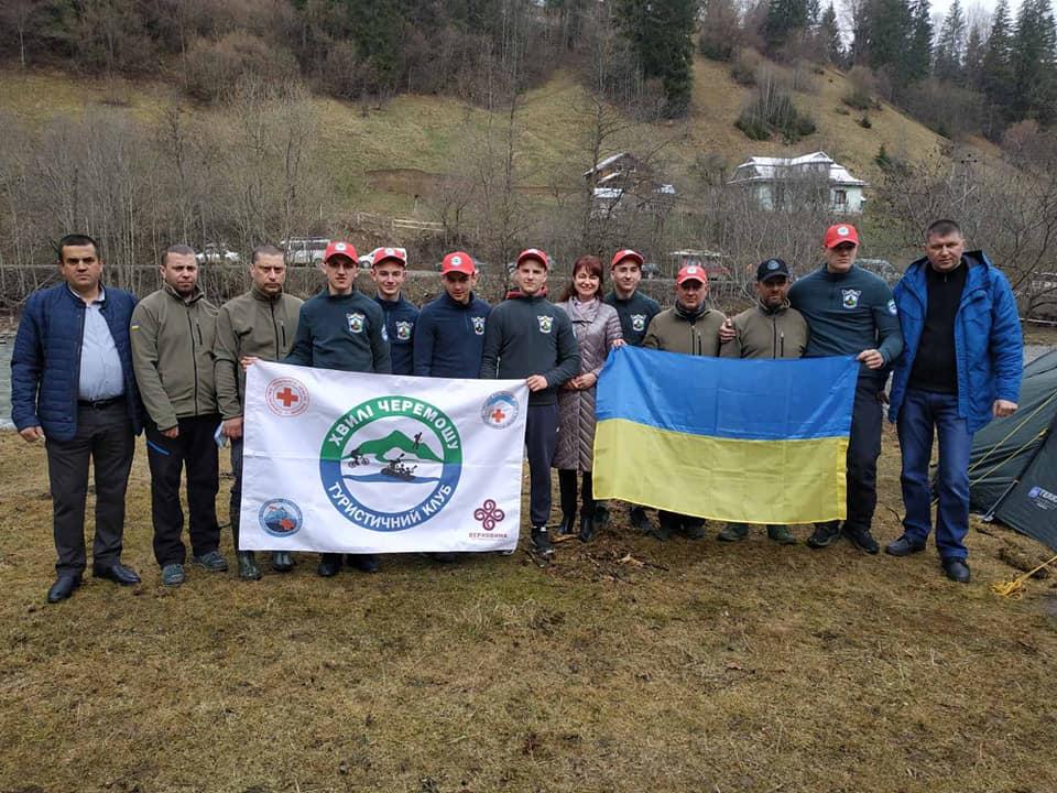 Збірна команда Івано-Франківської області стала призером Чемпіонату України з водного туризму (фото)